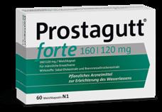 Zum Thema Prostagutt®