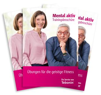 Tebonin® Trainingsbroschüre Mental aktiv