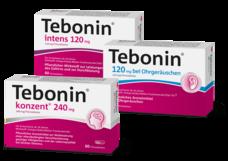 Zum Thema Tebonin®